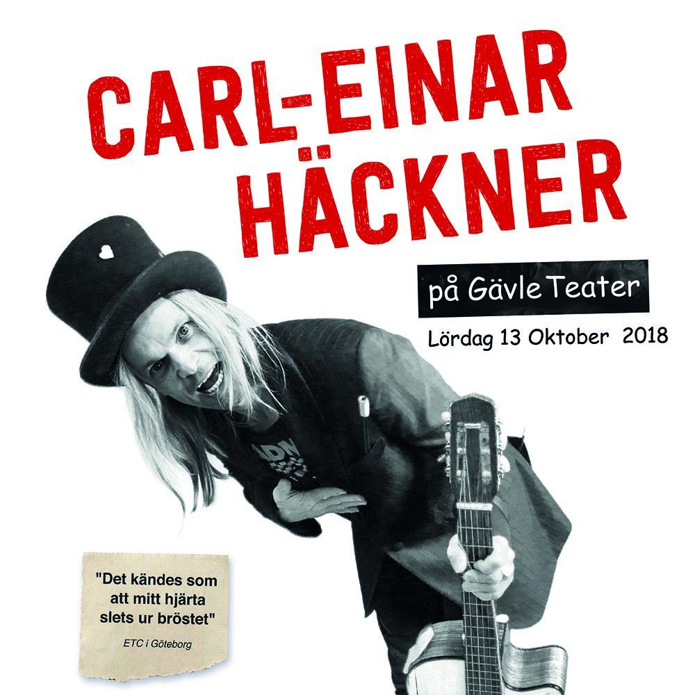 Carl-Einar Häckner på Gävle Teater
