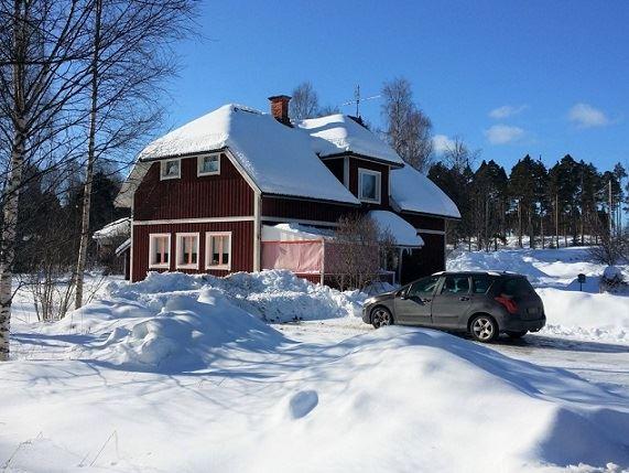 Vansbrosimningen. Privatrum V101, Dalasågen, Vansbro