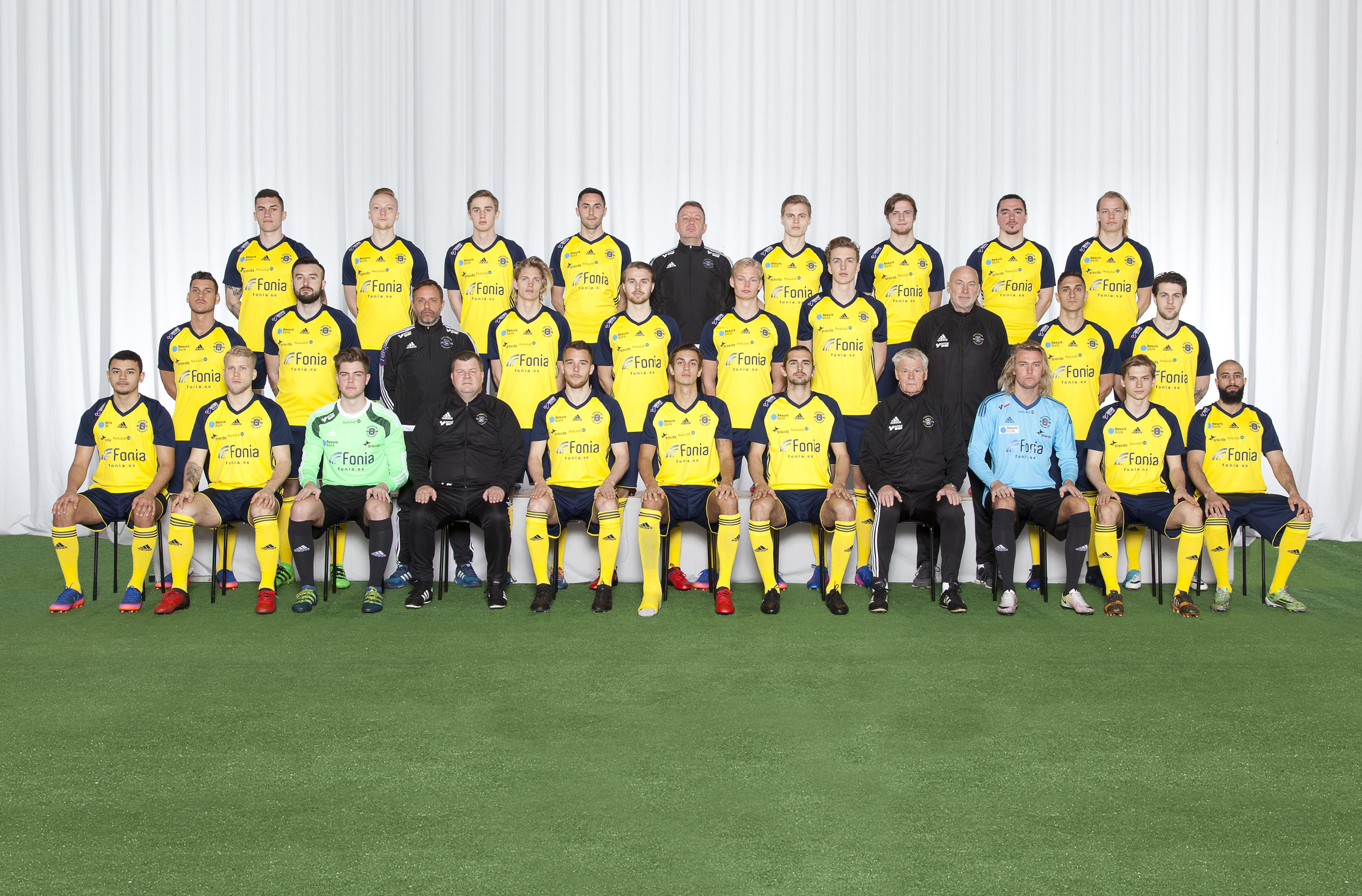 Ängelholms FF - FK Karlskrona
