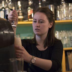 Karoline Ellingsen,  © Naustvika, Naustvika