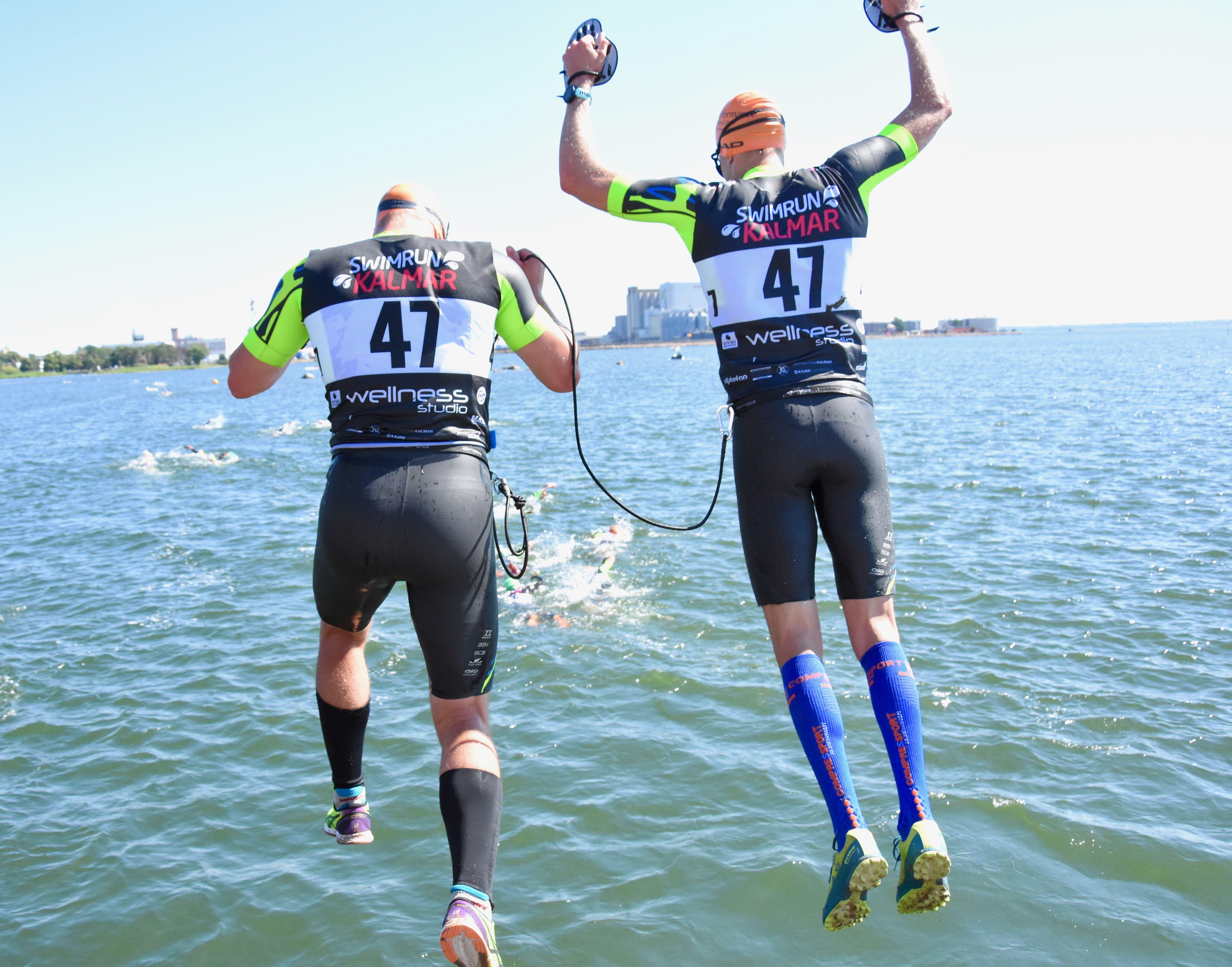 Kalmar Swimrun 2018