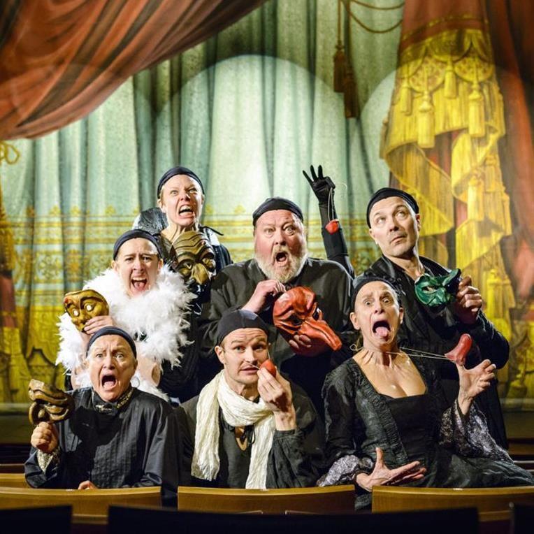 Tartuffe - en rolig föreställning på fullaste allvar