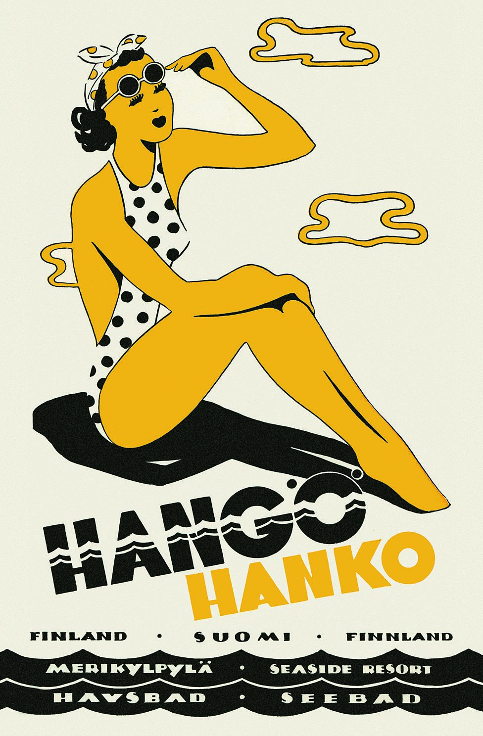The Lady of Hanko poster
