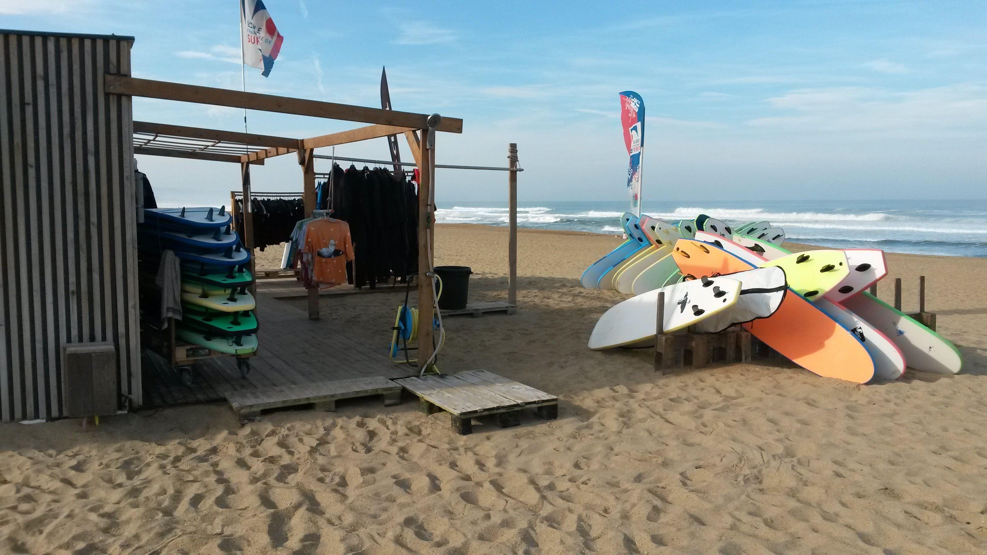 Ecole de surf de l'Océan