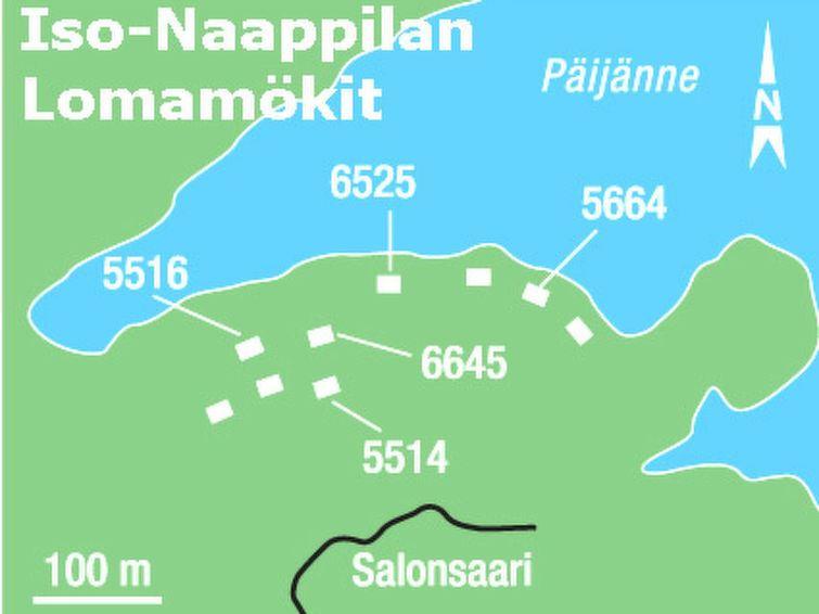 Beach 2 | Iso-Naappilan Lomamökit (FI6010.625.1)