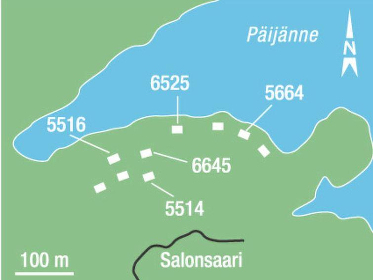 Lomatalo 6645 | Iso-Naappilan Lomamökit (FI6010.626.1)
