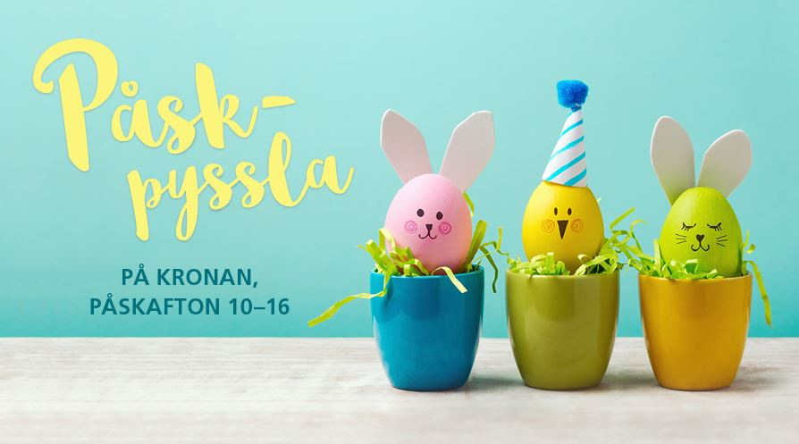 Easter crafting for kids