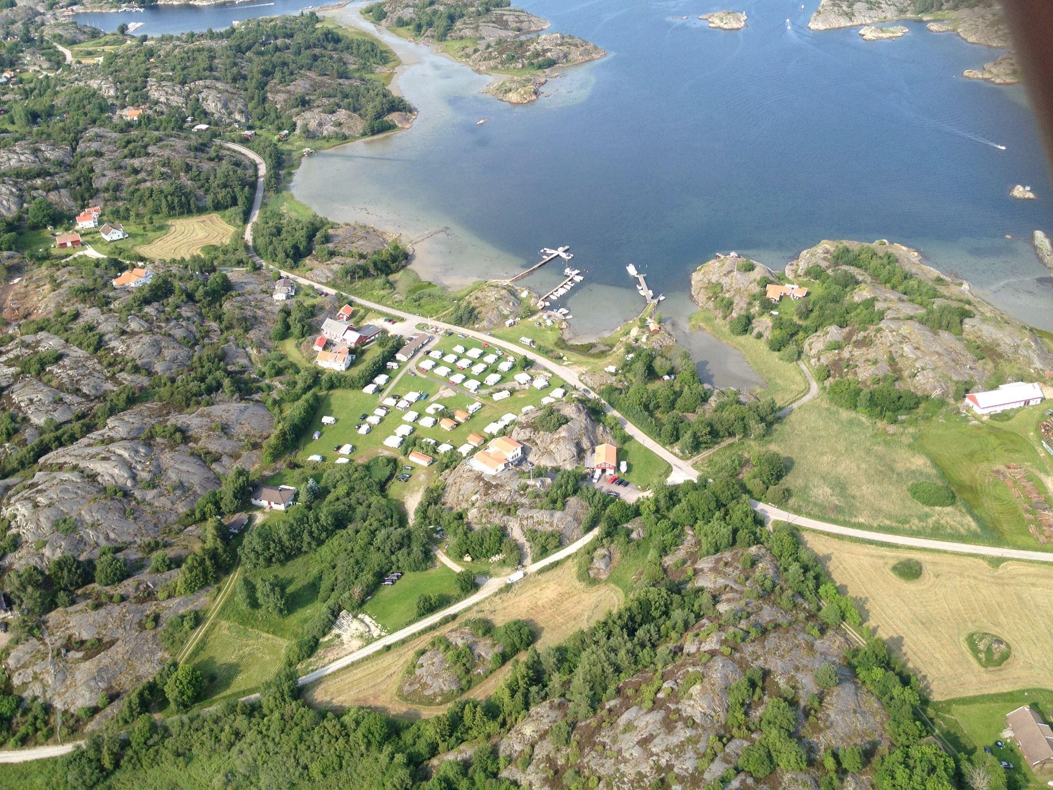 Malö Camping/Stugor