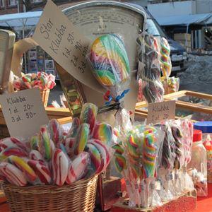 Sommermarkt in Ljungby
