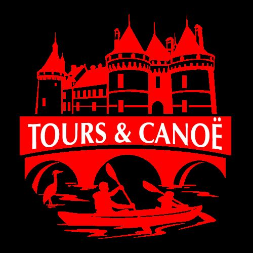 RENTAL CANOE FROM TOURS ON LOIRE RIVER