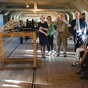 Guided tour - World Heritage tour at the Old Navy Shipyard with rope making