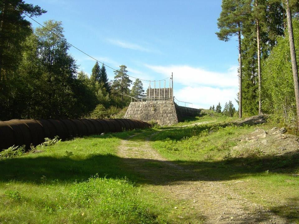 ceu,  © ceu, Sindra kraftstation och naturstig, harmånger, storsjön, kulturhistoria