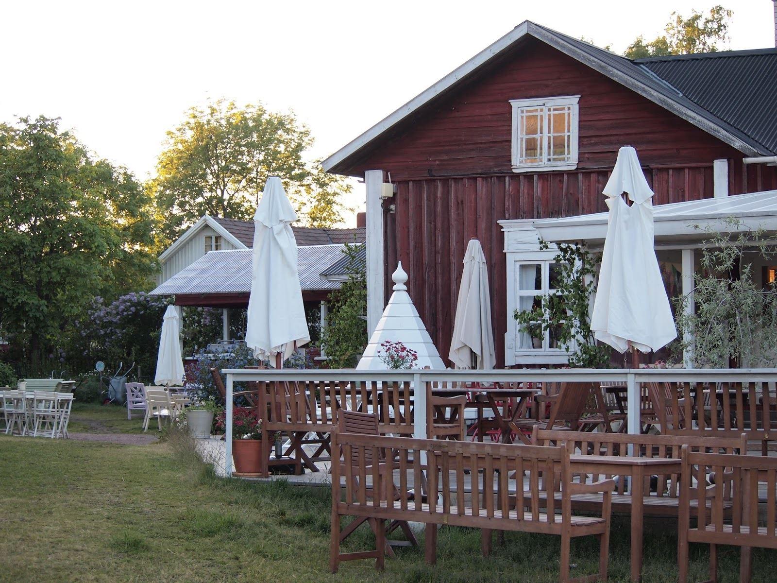Archipelago tour Farmors café