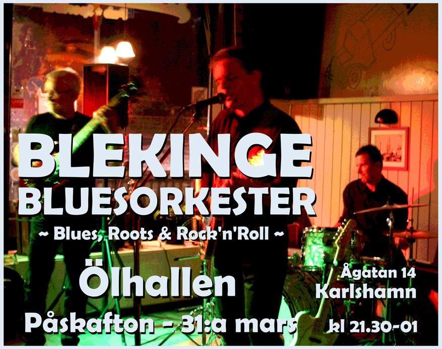 Blekinge Blues Orchestra