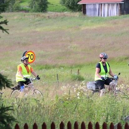 Leksandsrundan - Cykellopp mot Öst