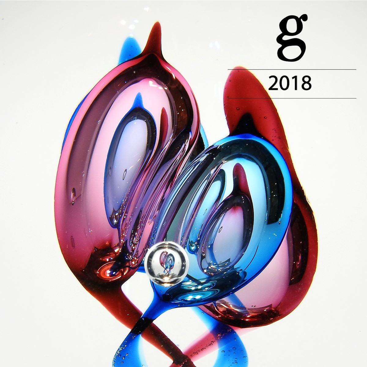 GLASKONST 2018 BERGDALAHYTTAN