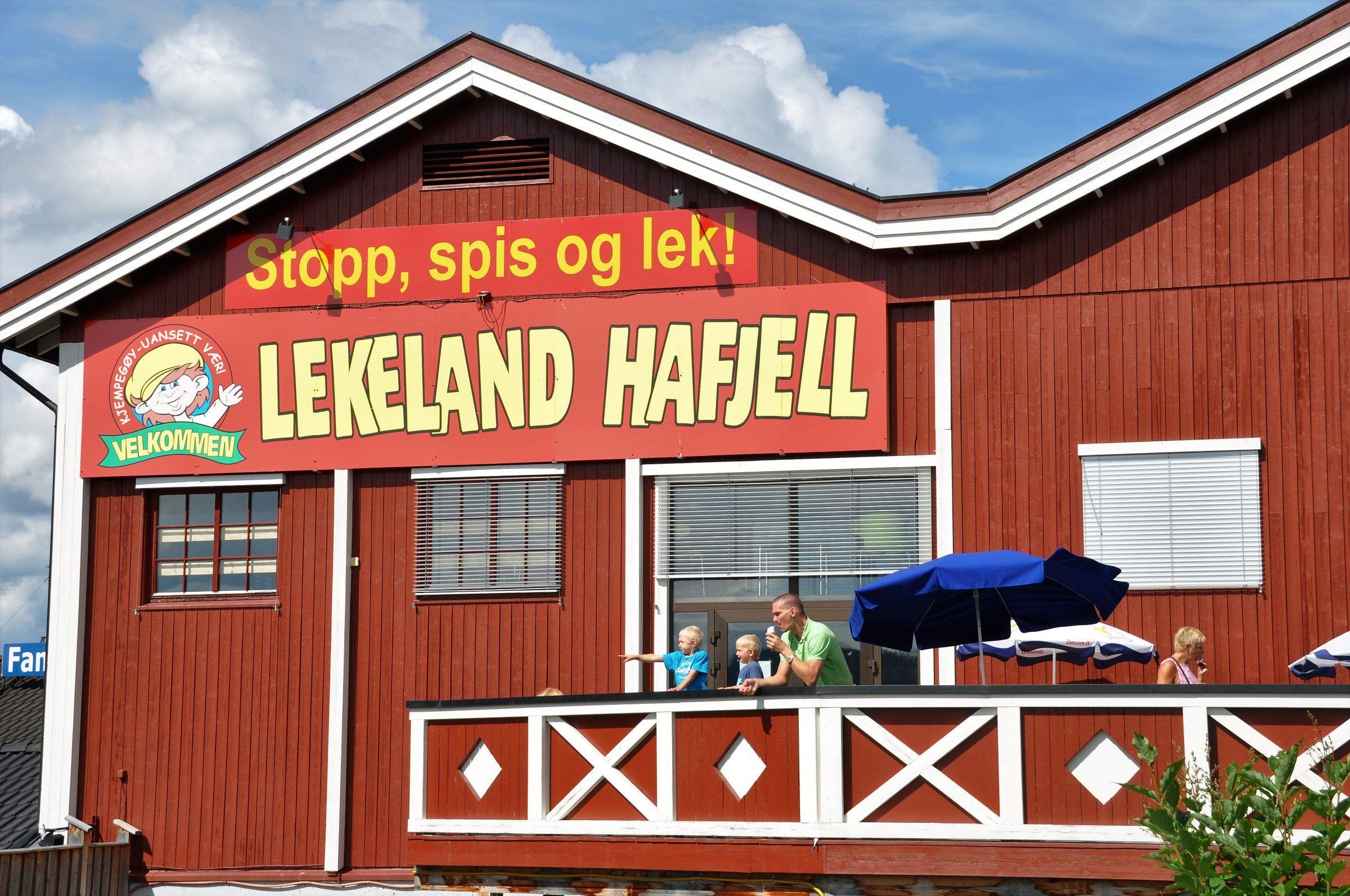 Playland Hafjell