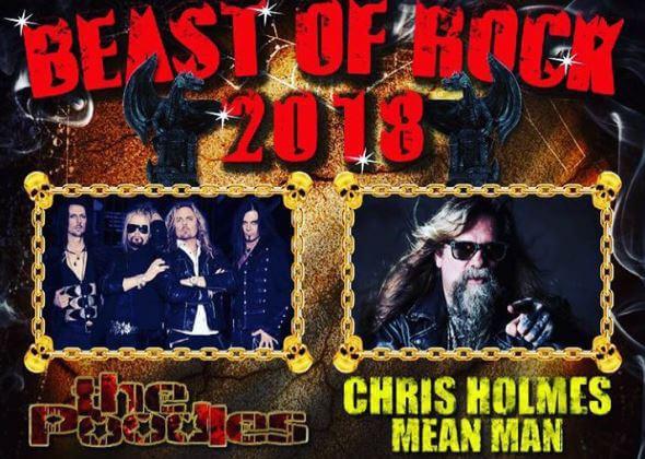 Beast of Rock 2018