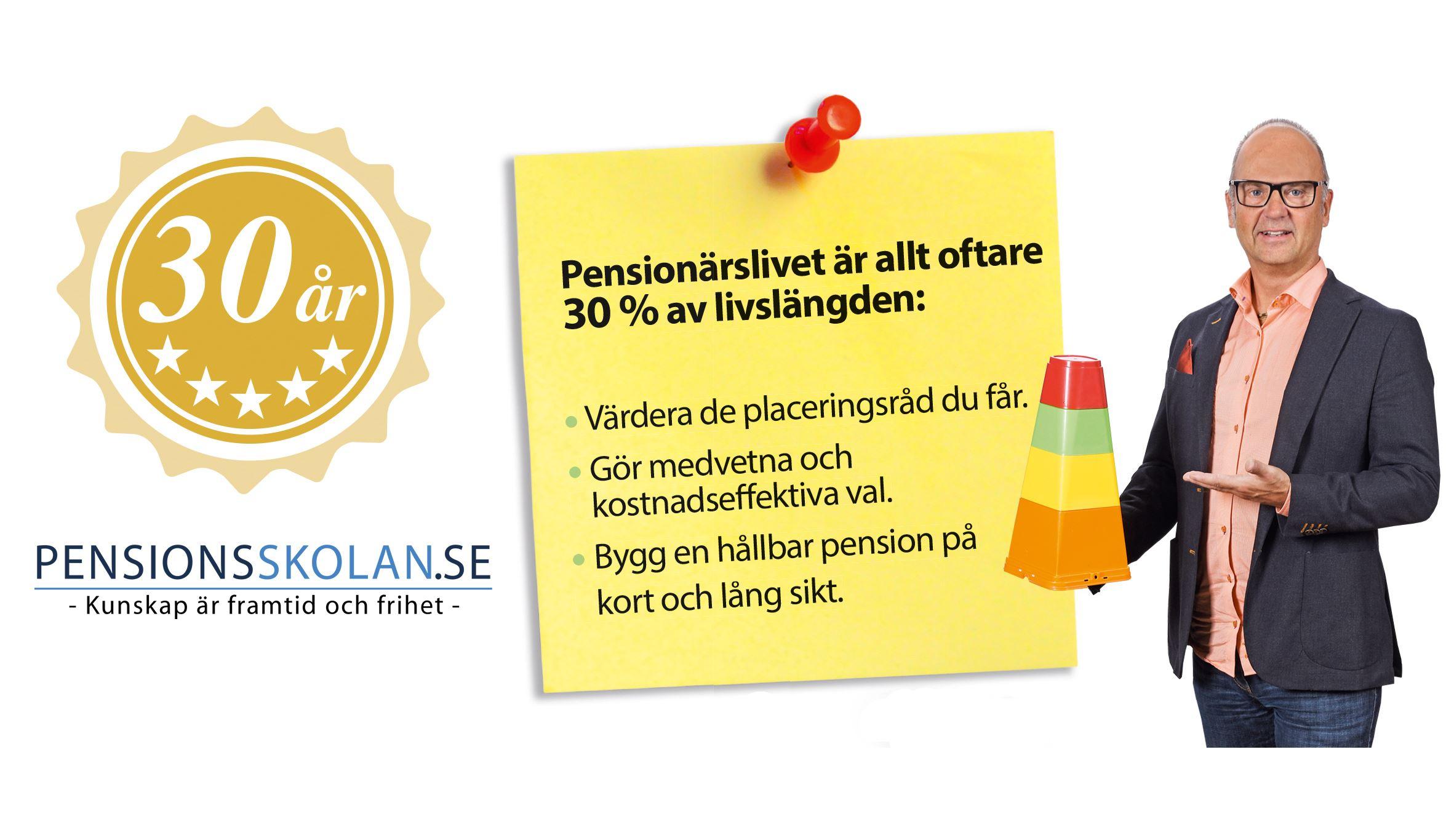 Passion för Pension