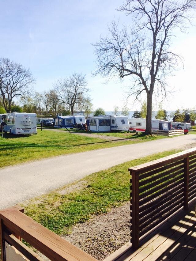 Askeviks Camping & Ferienhäuser am Vänersee/Camping