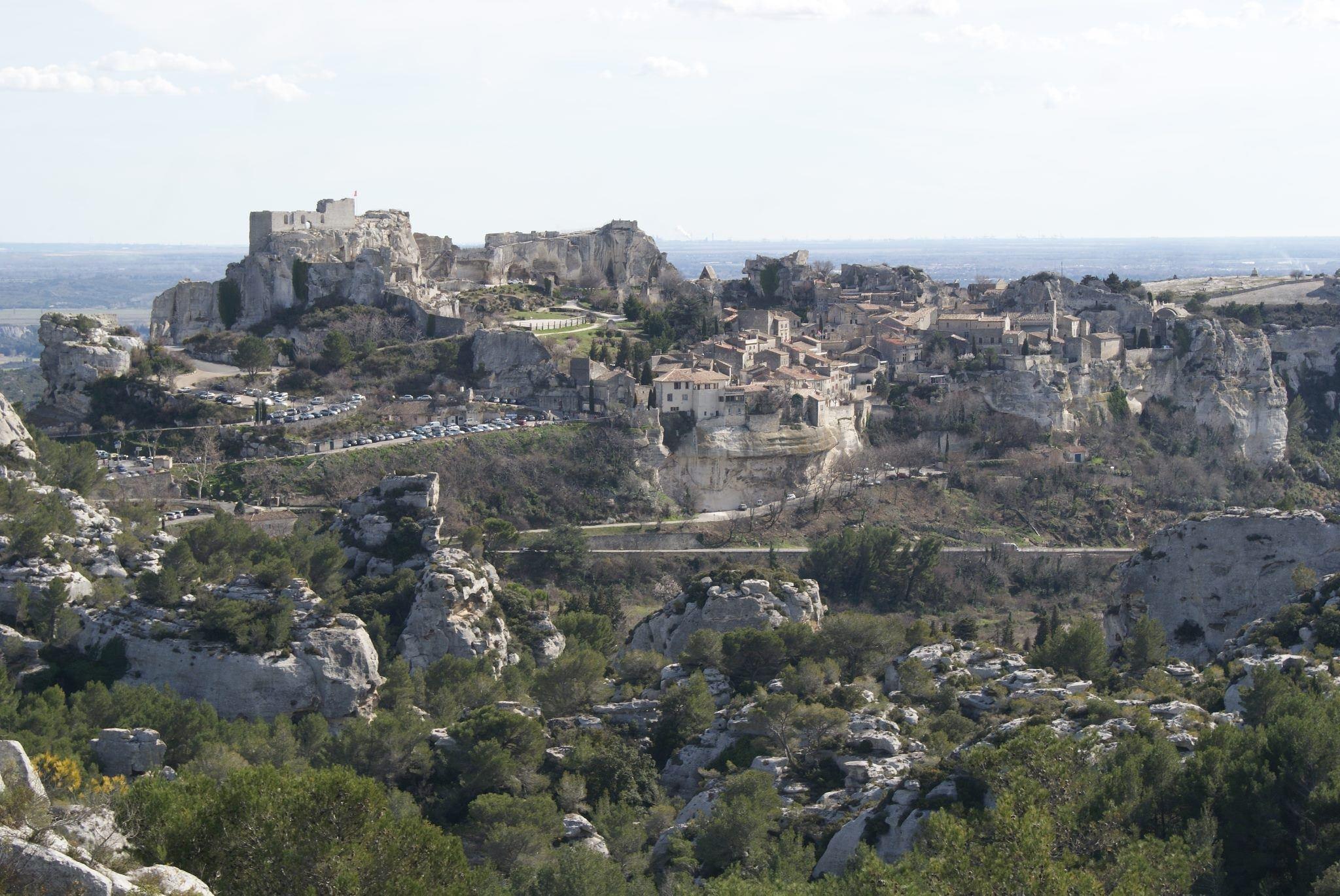 Saint Rémy de Provence - Les Baux de Provence - Arles