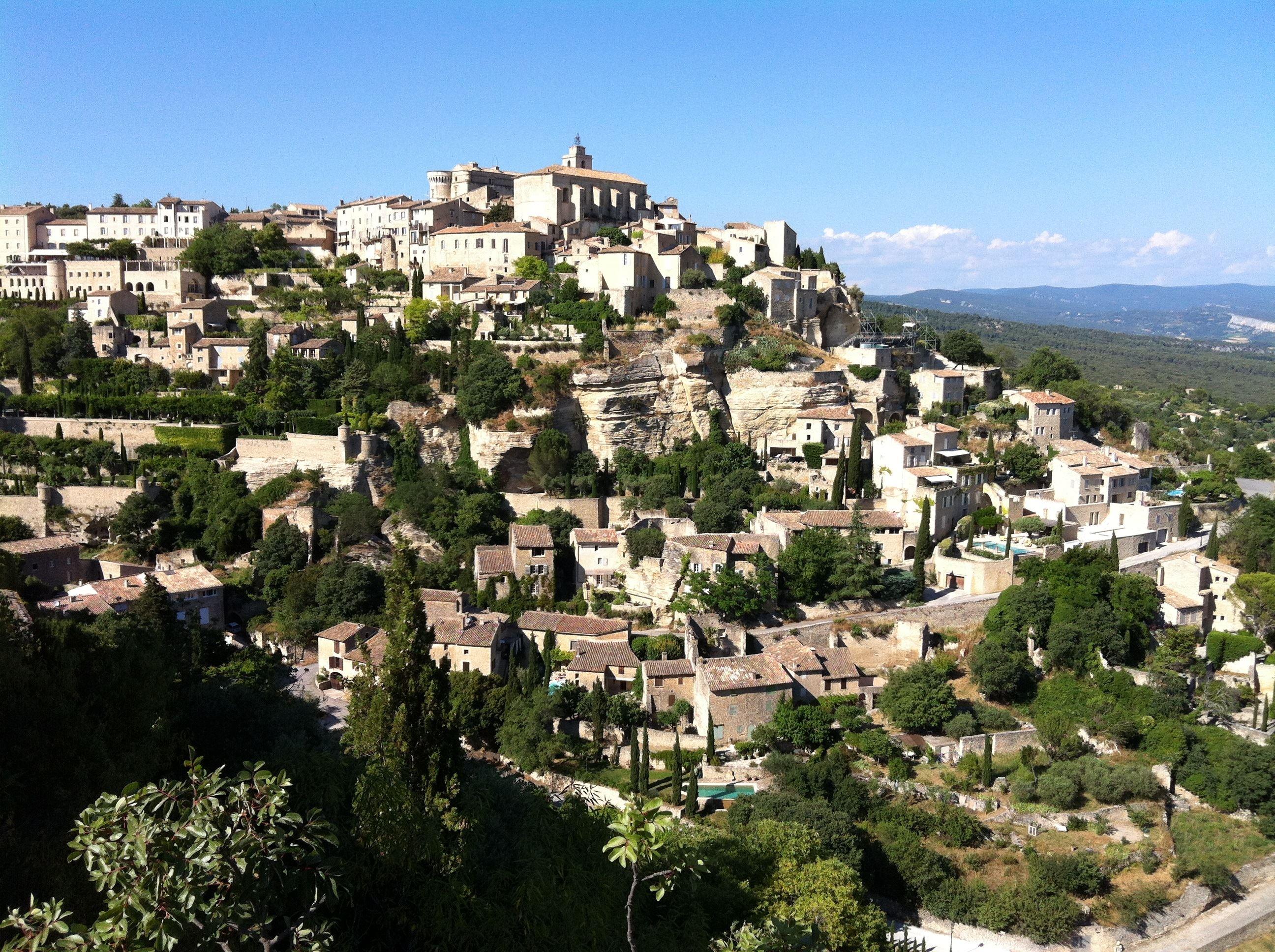 Village perchés du Luberon
