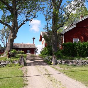 Smedsede farm - rental cottages