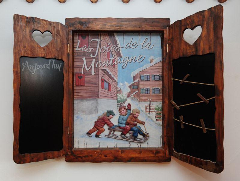2 Pièces cabine 6 Pers skis aux pieds / HAMEAU DES MARMOTTES 3