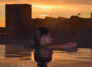 Kvällsöppet Äventyrsbad - Paradiset Bad - Spa - Wellnes