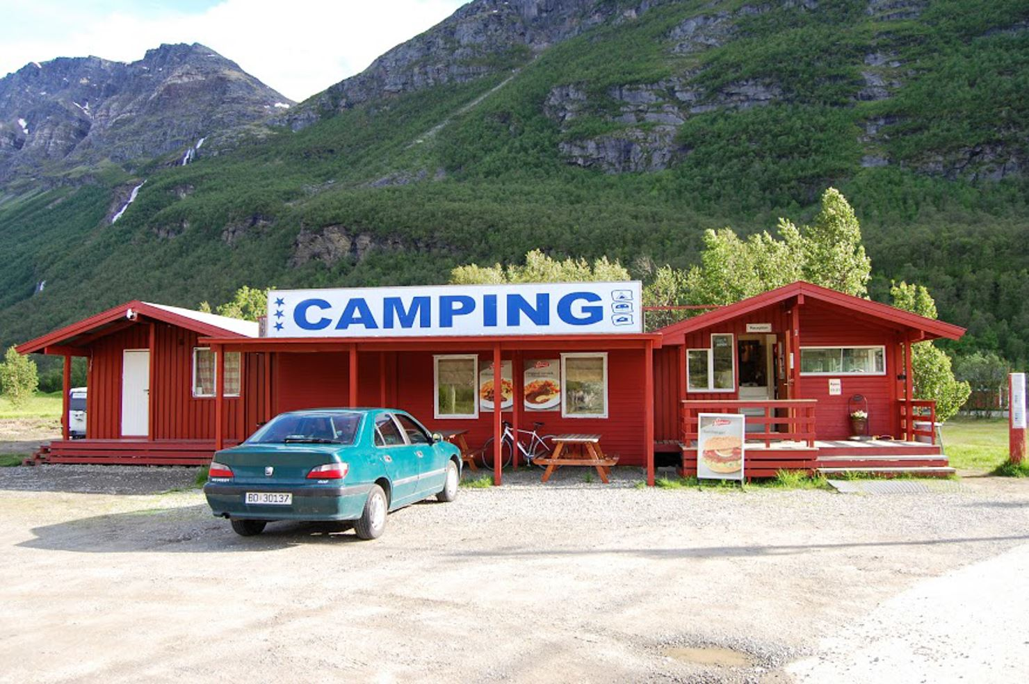 High North Birtavarre Camping,  © High North Birtavarre Camping, High North Birtavarre Camping