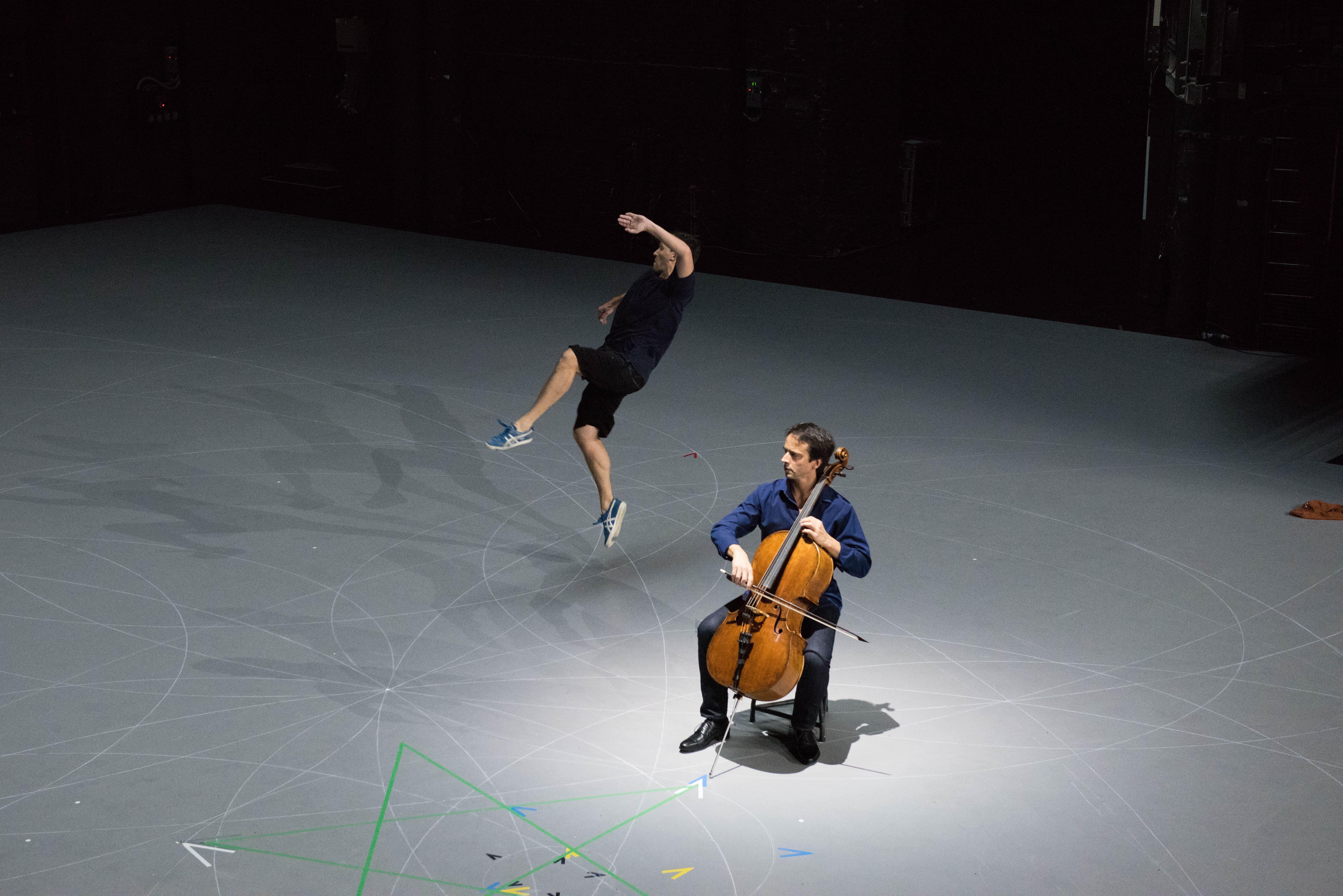 Festival Montpellier Danse - Anne Teresa De Keersmaeker & Jean-Guihen Queyras