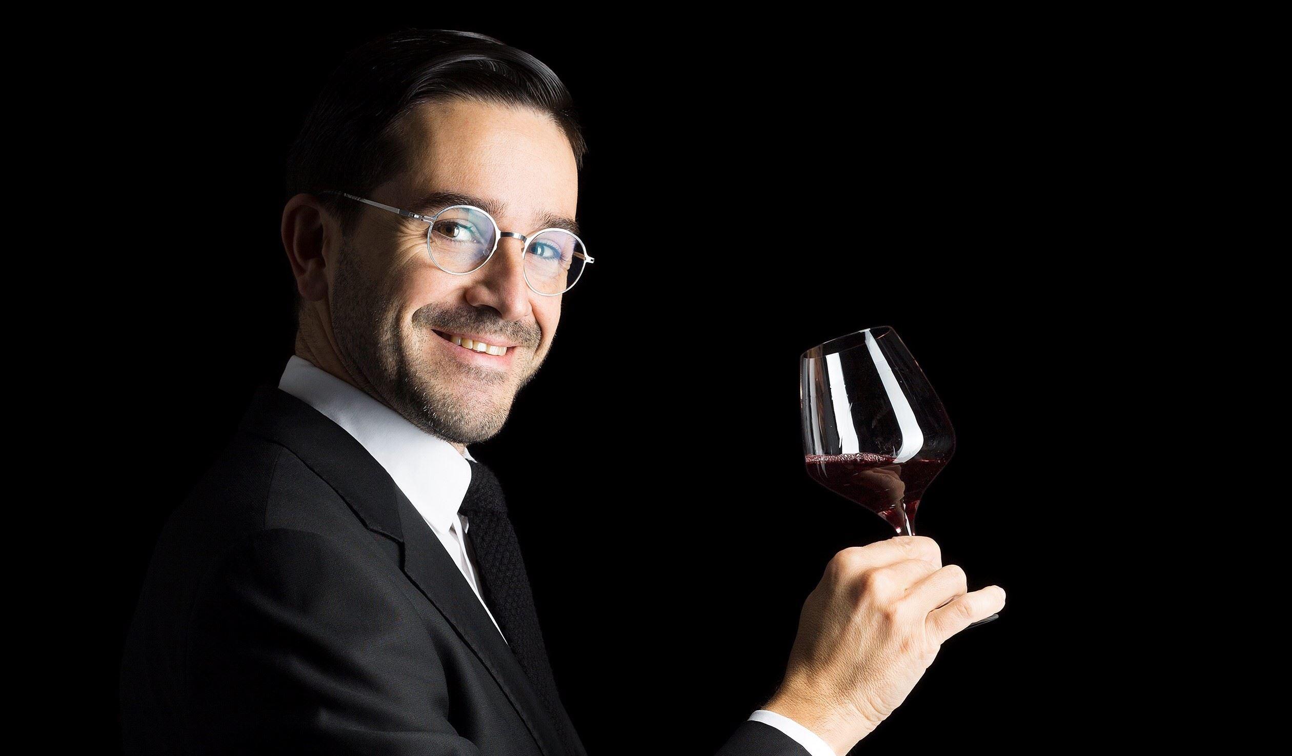 Vinprovning med världssommelier