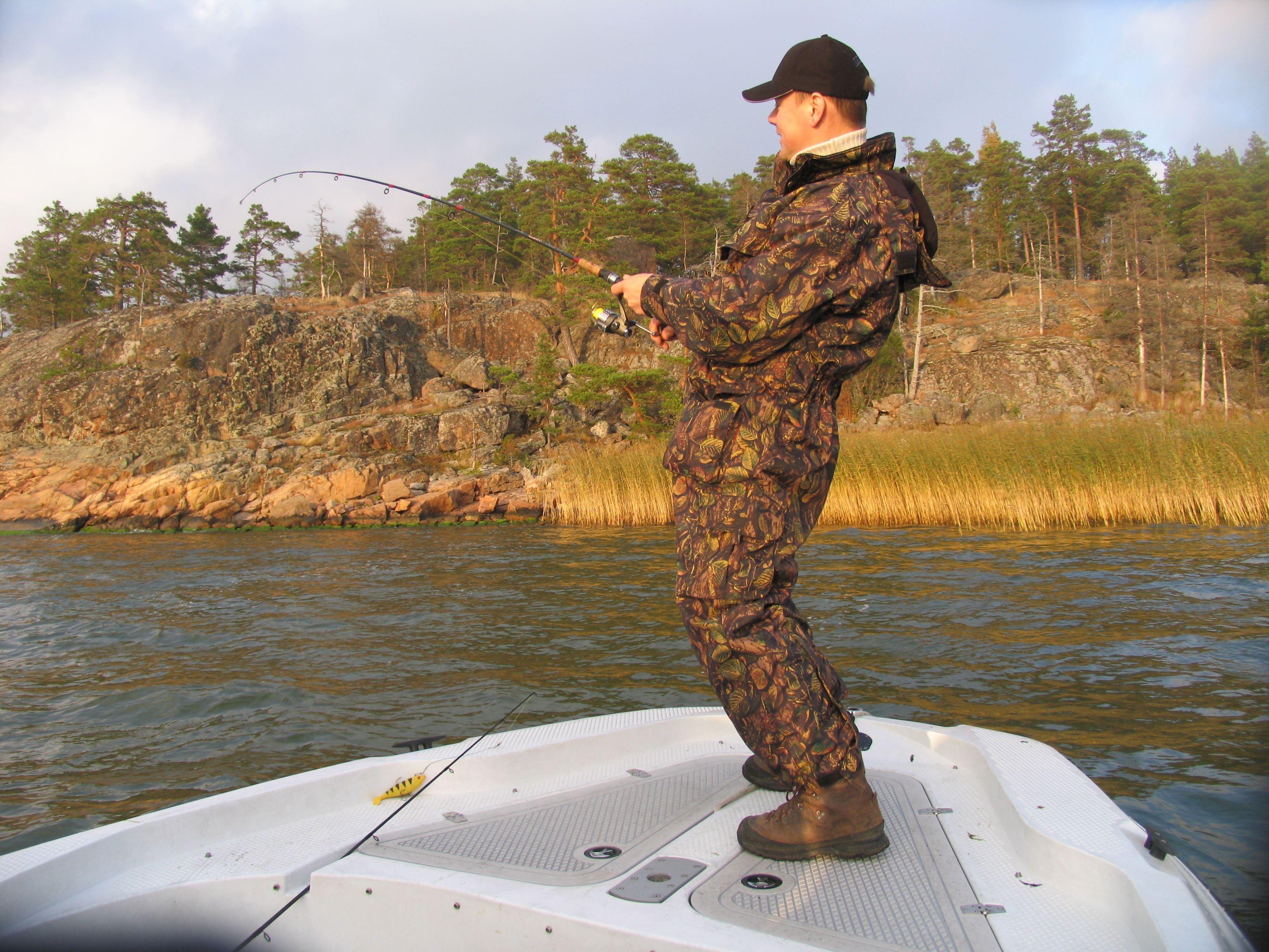 Lehmonkärki in Asikkala -canoeing adventure