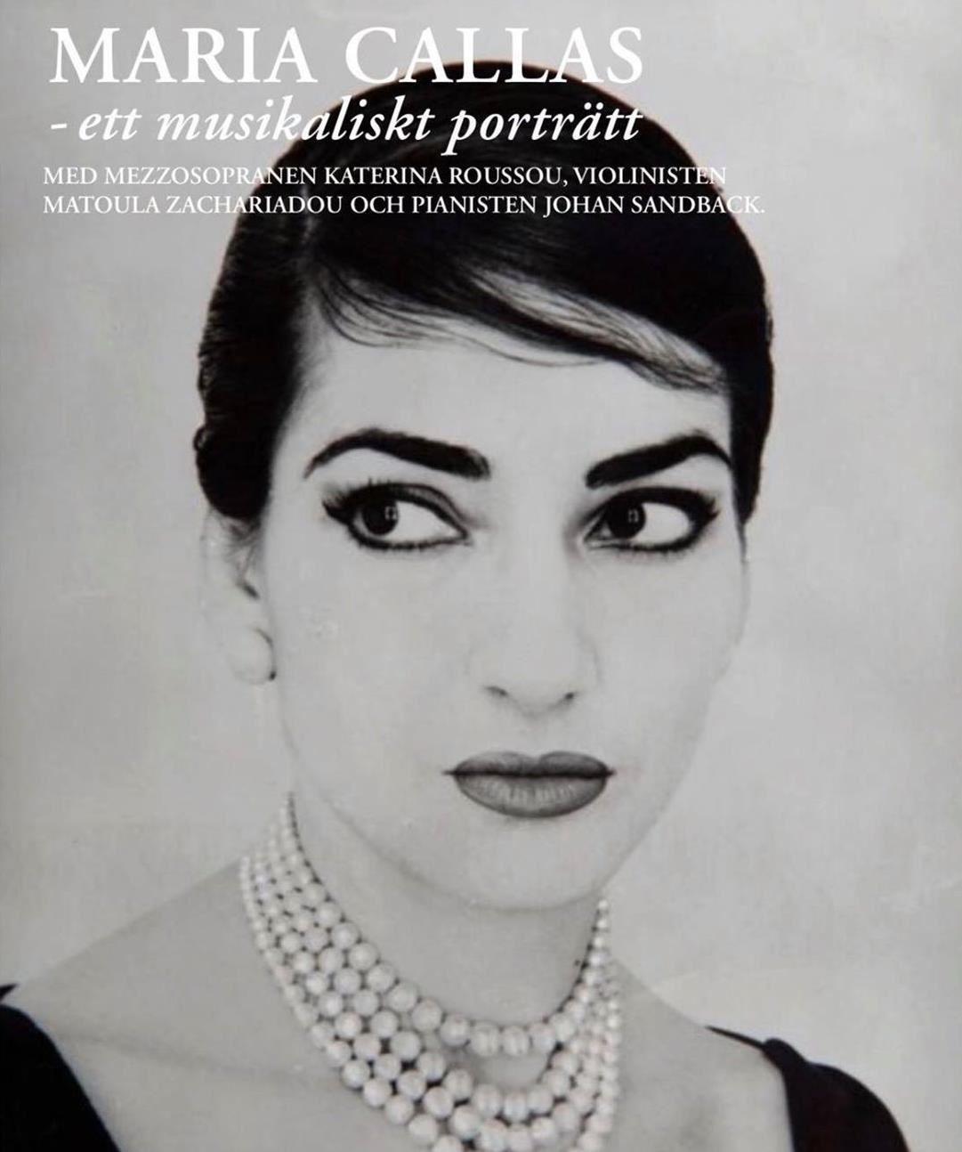 Hyllningskonsert till Maria Callas