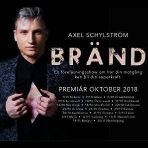 Axel Schylström - Bränd
