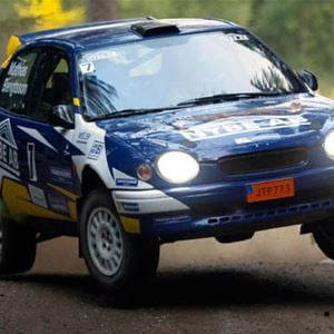 South Swedish Rally 2020