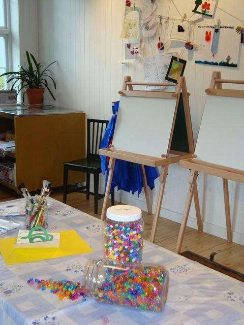 Barnverkstaden Zornmuseet