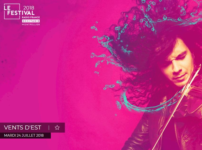 Festival Radio France - Vents d'Est