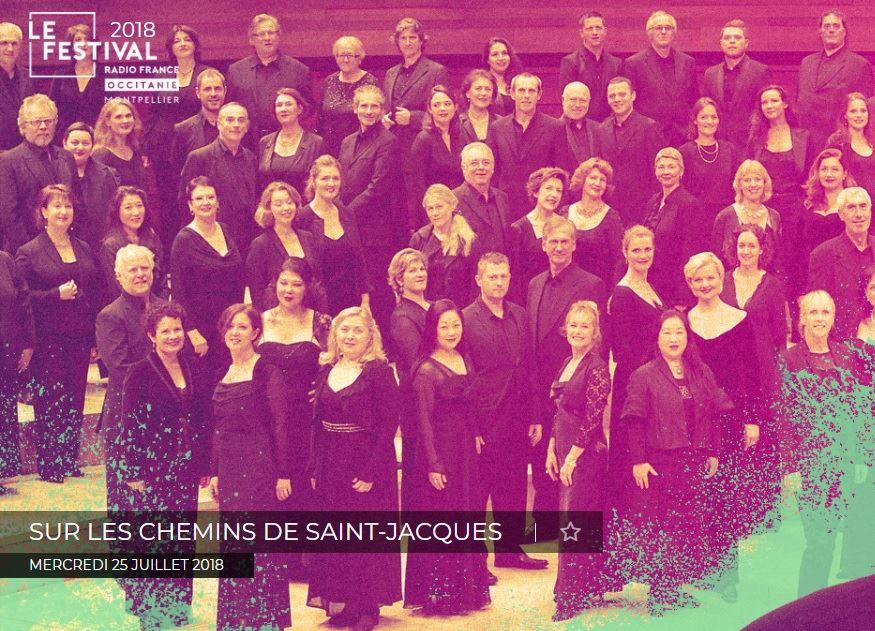 Festival Radio France - Sur les chemins de St-Jacques