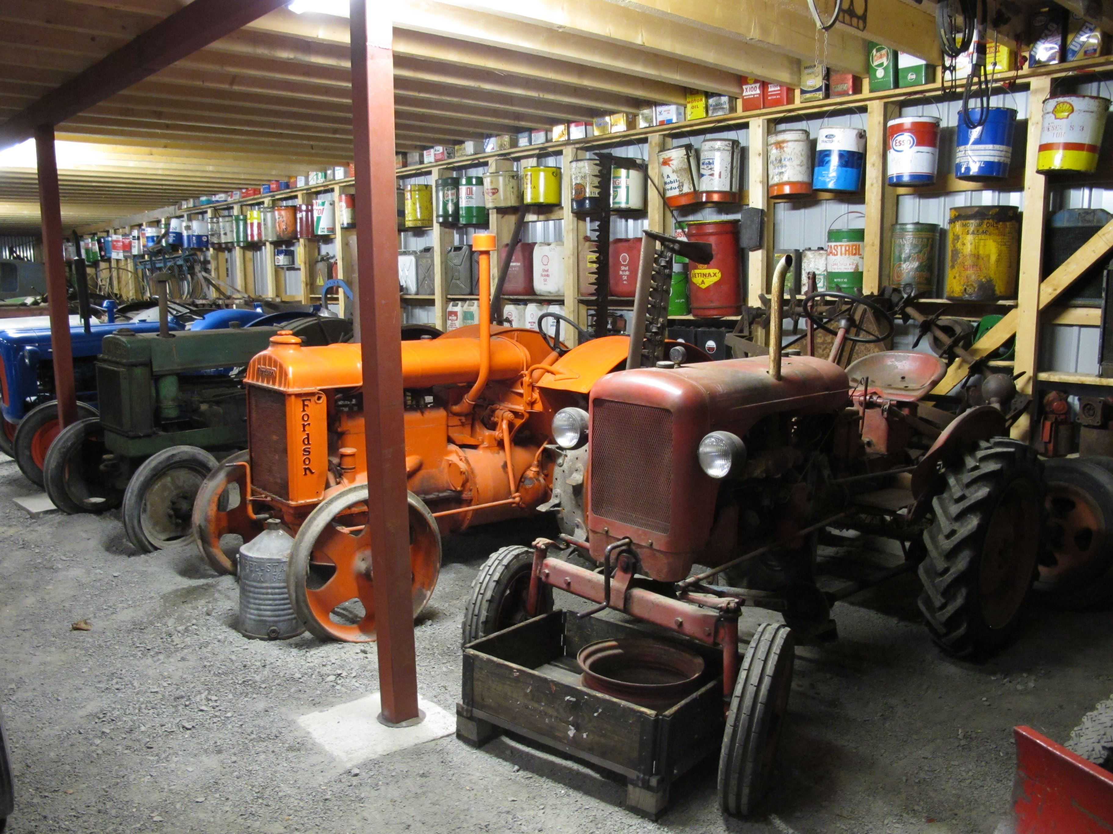 Agricultural Museum in Finbygränd, ticket