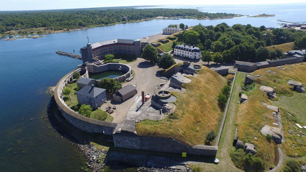 Guided tour - Kungsholms Fort w. 33