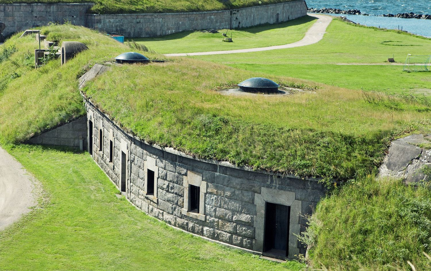 Guided tour - Kungsholms Fort w. 34