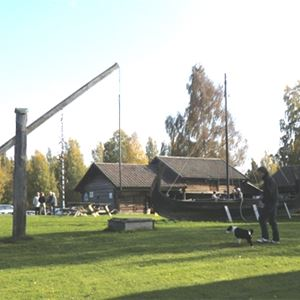Rankan kläds Sollerö hembygdsgård
