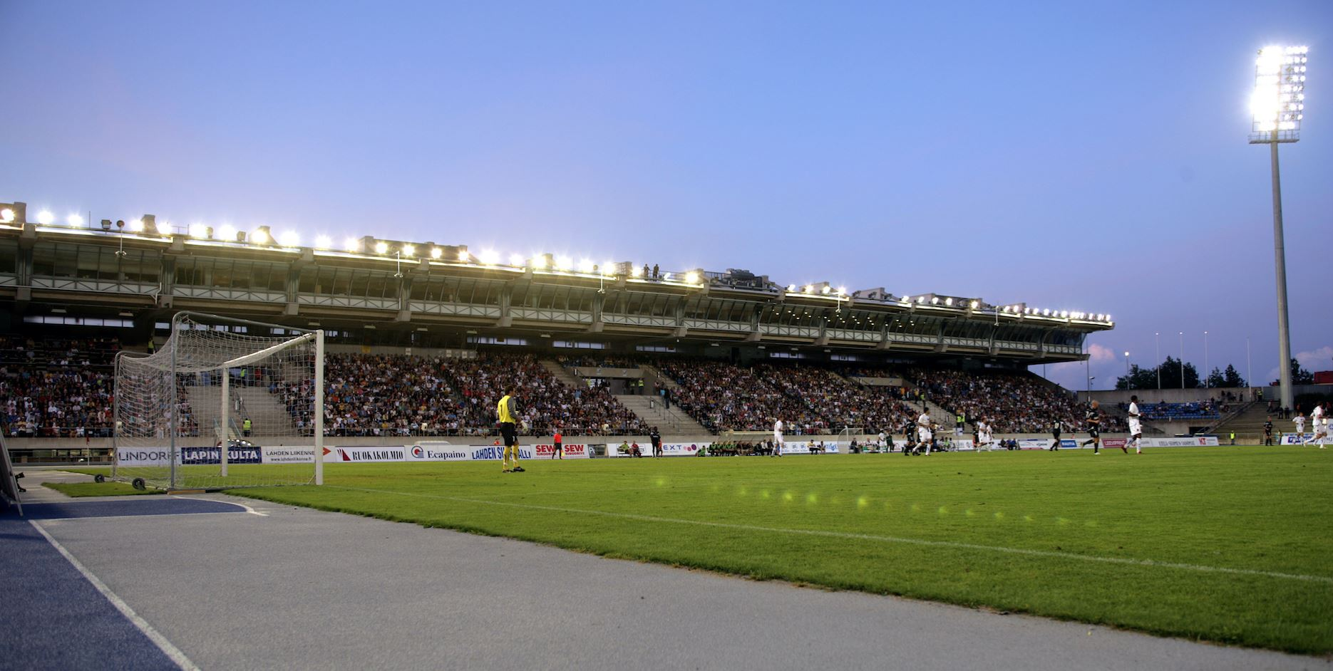 FC Lahti -liigapäivä