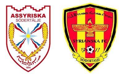 Fotbollsderby Assyriska FF -Syrianska FC