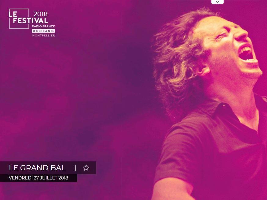 Festival Radio France - Le Grand Bal