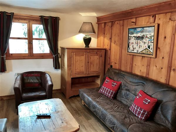 CHALET EDELWEISS: Apartment for 5 people (mountain of charm)