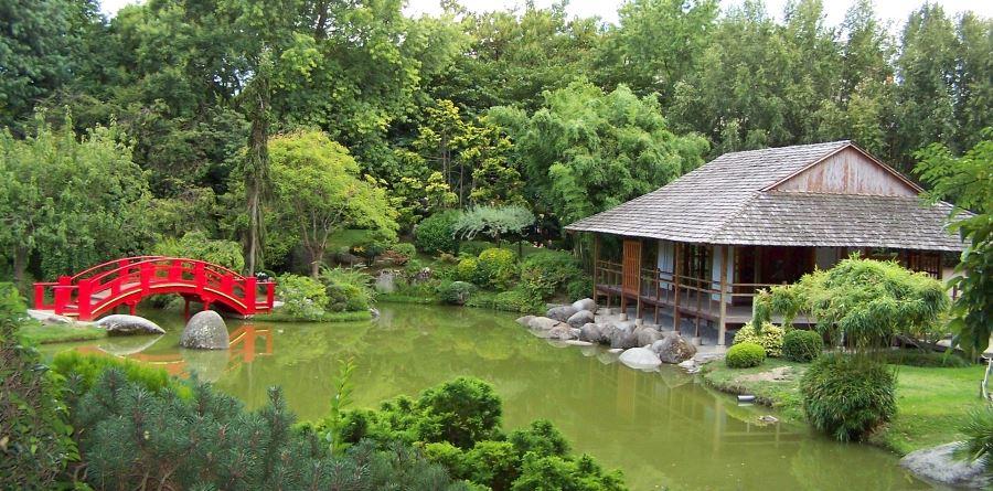 Le jardin japonais de Toulouse