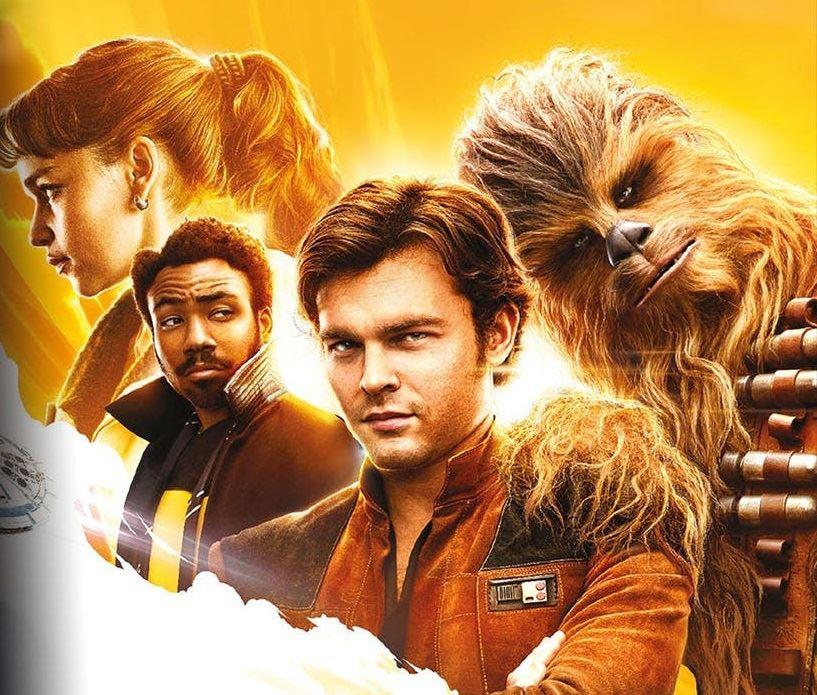 Bio - Solo: A Star Wars Story