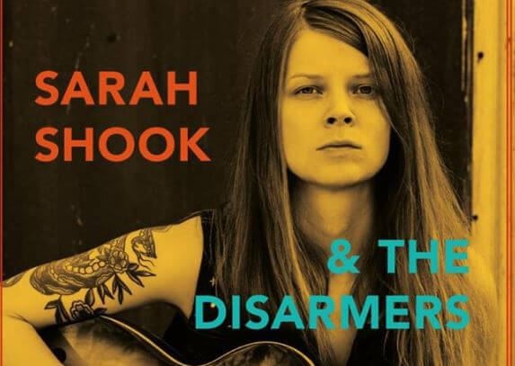 Foto: Sarah Shook & The Disarmers,  © Copy: Pop Geni, Sarah Shook & The Disarmers, Jens Gustavsson